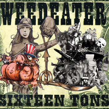 Sixteen Tons cover art