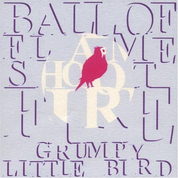 Grumpy Little Bird EP cover art