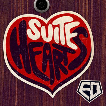 Suite Hearts cover art