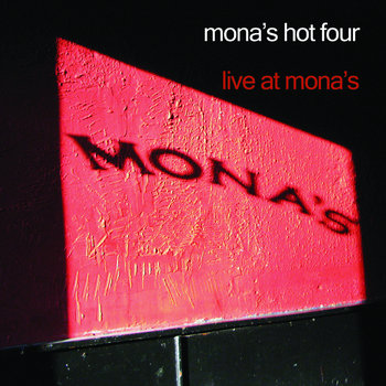 Live At Mona's (2009) cover art