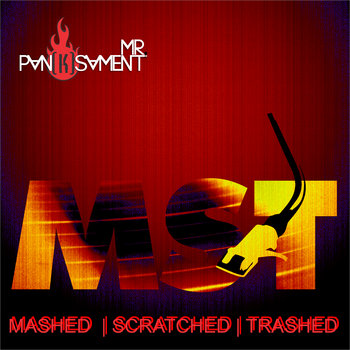 Mashed, Scratched, Trashed cover art