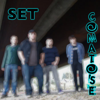 Comatose cover art