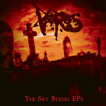 The Sky Burial EPs cover art