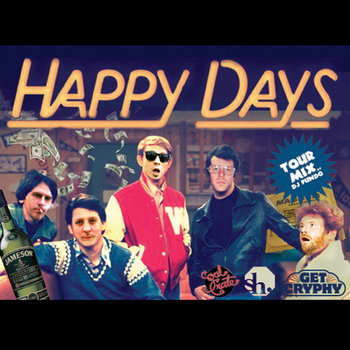 Happy Days Tour Mix (DJ Fundo) cover art