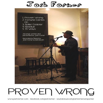 Proven Wrong cover art