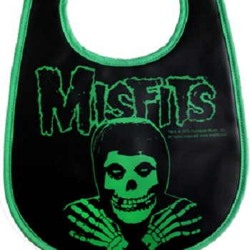 Misfits Bib cover art