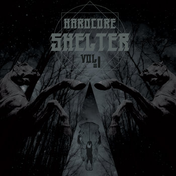Hardcore Shelter #1 cover art