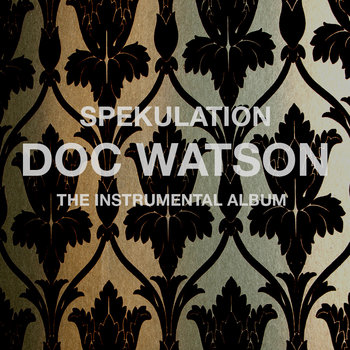 Doc Watson - The Instrumental Album cover art