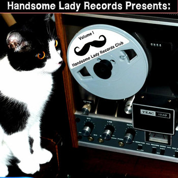 Handsome Lady Records Club: Volume I cover art
