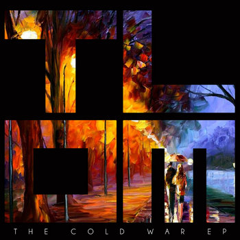 The Cold War EP cover art