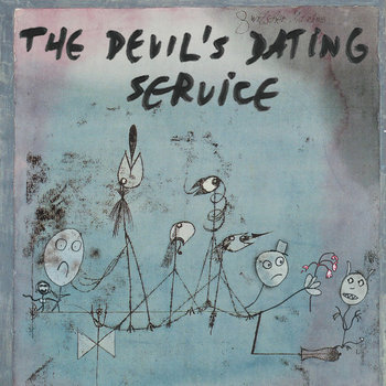 The Devil's Dating Service cover art