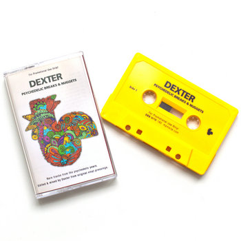 Dexter - Psychedelic Breaks & Nuggets cover art
