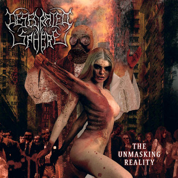 The Unmasking Reality cover art