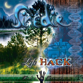 SINE DIE - Life Hack (Hadra Records) cover art