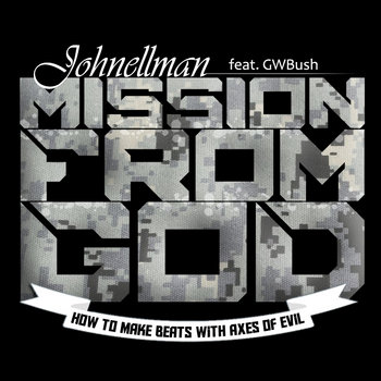 Mission from God (single) cover art