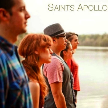 Saints Apollo EP cover art