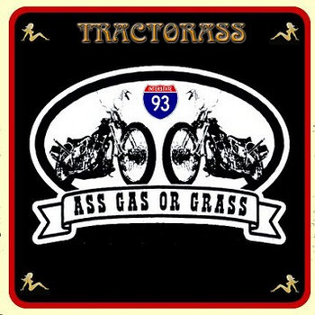 Ass, Gas or Grass cover art