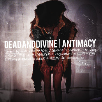 Antimacy cover art