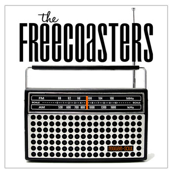 The Freecoasters E.P. cover art