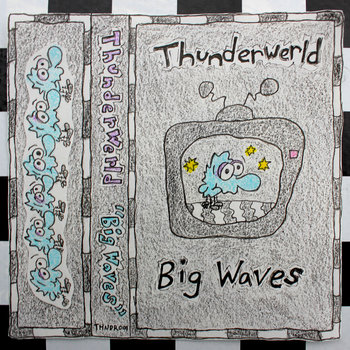 Big Waves cover art