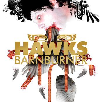 Barnburner cover art