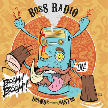 Boss Radio ft. Mister/Detroit J ft. Passalacqua cover art