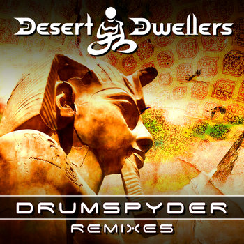 Drumspyder Remixes cover art