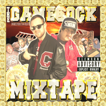 The Gamecock Mixtape cover art