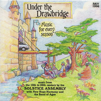 Under the Drawbridge: Music for every season cover art