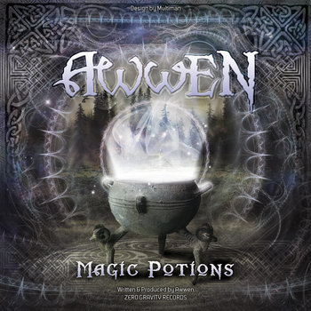 AWWEN - MAGIC POTIONS cover art