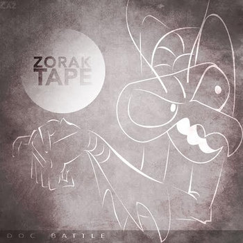 Zorak Tape cover art