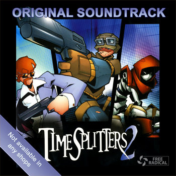 Timesplitters 2 OST cover art