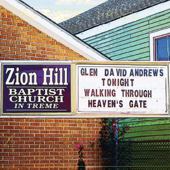 Glen David Andrews - Walking Through Heaven's Gate cover art