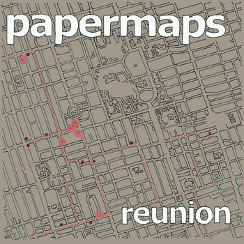 Reunion 7-inch cover art