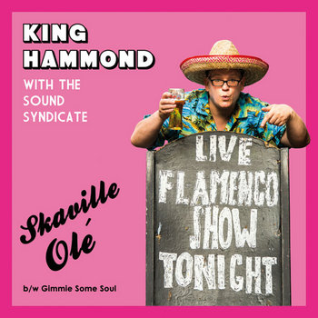 King Hammond With The Sound Syndicate cover art