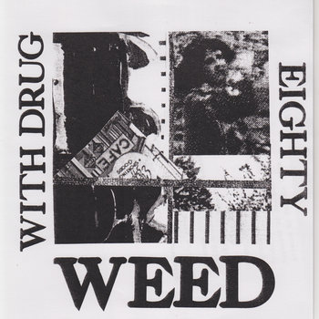 With Drug c/w Eighty 7&quot; cover art
