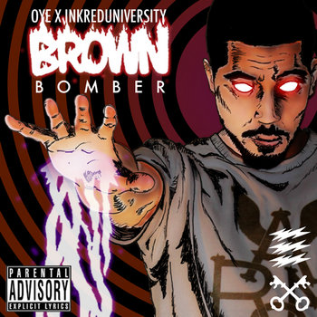 The Brown Bomber cover art
