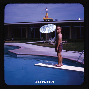 Surgeons In Heat cover art