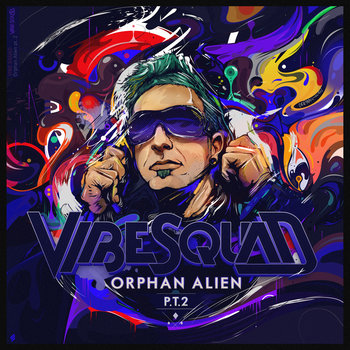 Orphan Alien pt2 cover art
