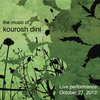 Live Performance - October 27, 2012 cover art