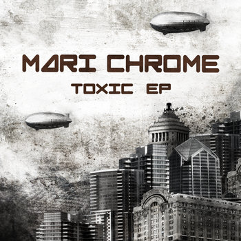 Toxic EP cover art
