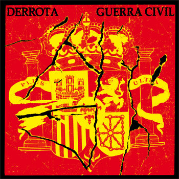 GUERRA CIVIL LP cover art