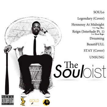 The SOULoist EP cover art