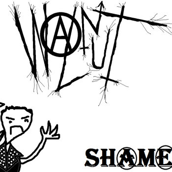 WALNUT SHAME E.P. cover art