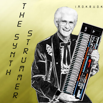 The Synth Strummer cover art