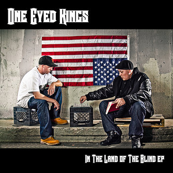 In The Land Of The Blind EP cover art