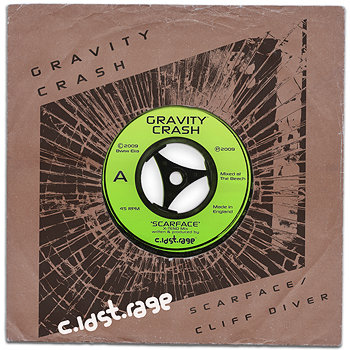Gravity Crash (A&amp;B Side) cover art