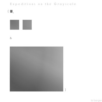 Expeditions on the Grayscale (one tiny, two medium and a grand one) cover art