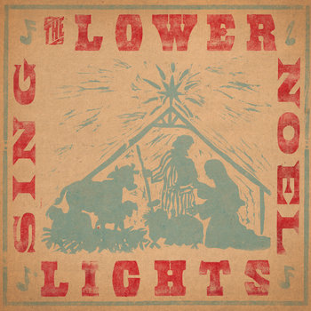 The Lower Lights Sing Noel cover art