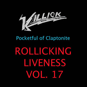 Rollicking Liveness Vol. 17: Athens GA 7.29.11 cover art